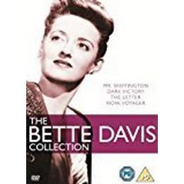 The Bette Davis Collection (Now Voyager / The Letter / Dark Victory / Mr Skeffington) [DVD] [2005]